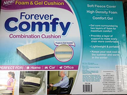 original forever comfy seat cushion as seen on tv amazon ca home