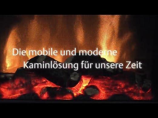 EWT Bartok Elektrisches Kaminfeuer 111401/2000  Watt/Optiflame Effekt/Thermostat/Dimmer/Fernbedienung: Amazon.de: Küche U0026  Haushalt