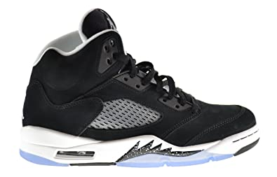 purchase cheap 8ee92 67cfd Image Unavailable. Image not available for. Colour  Jordan Air 5 Retro Oreo  ...