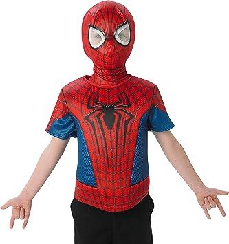 Rubies I-35358 - Traje - Pecho Amazing Spiderman 2 Y Hood ...