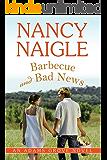 Barbecue and Bad News (An Adams Grove Novel Book 6)
