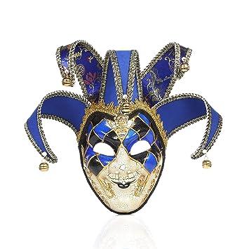 WSJPD Mujeres Chica Máscara de Fiesta Suministros de Fiesta de ...