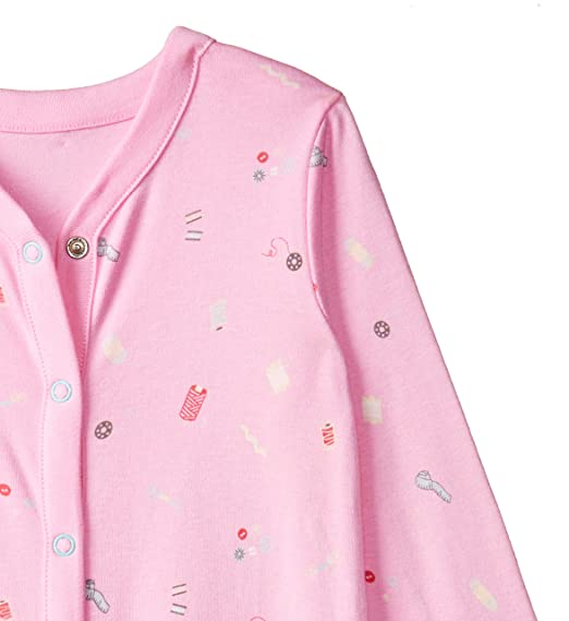 Mothercare MG Promo Long Navy Stripe Dreshort Sleeve, Vestido para Bebés, Azul 21, 6-9 meses: Amazon.es: Ropa y accesorios