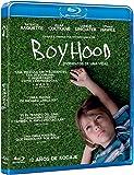 Boyhood: Momentos De Una Vida [Blu-ray]