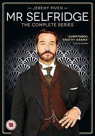 Mr Selfridge - The Complete Series [DVD]: Amazon.es: Ron Cook ...