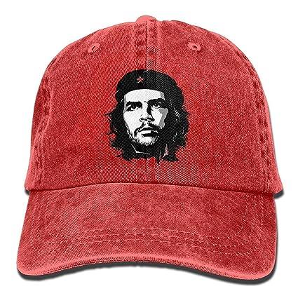 Bgejkos Cowboy Hat Cap Men Women Communist Fighter Che Guevara QW5166 7aa34a17ad4