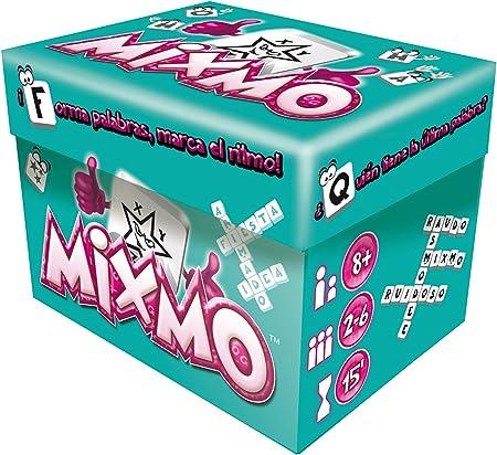 Asmodee- Mixmo (MIX02ES): Amazon.es: Juguetes y juegos