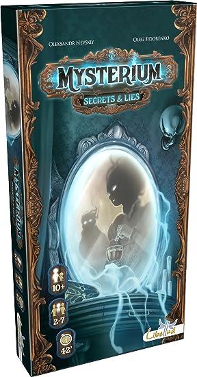 Mysterium - Ext. Secret & Lies: Amazon.es: Juguetes y juegos