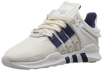 adidas Originals Boys' EQT Support Adv Snake C Sneaker, Chalk White/Chalk/