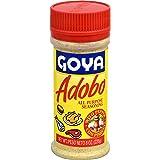 Goya Adobo Seasoning with Pepper - 1 x 8 ounce jar