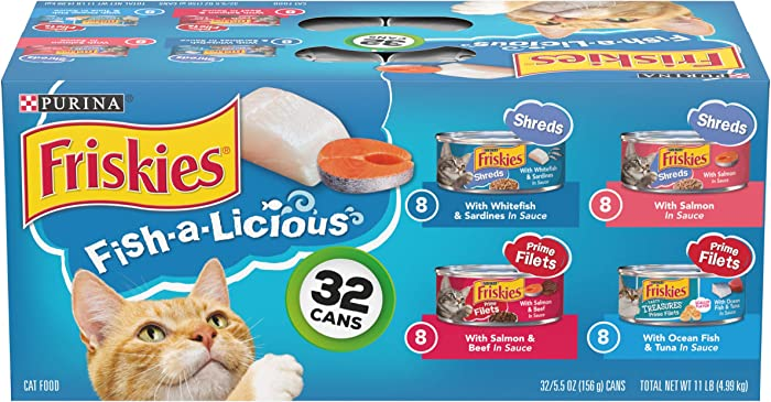 Updated 2021 – Top 10 Canned Cat Food Fresh