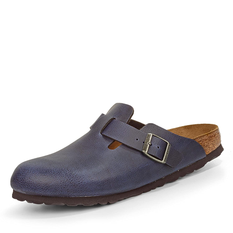 10ce744a1a55 Birkenstock Men s Boston Clogs  Amazon.co.uk  Shoes   Bags
