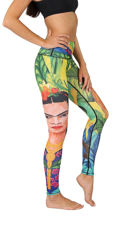 """Yoga Democracy Eco-Friendly Frida Leggings (32"""" Inseam)"""