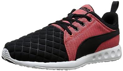 Puma Carson Runner Quilt Women's Casual Shoes Black/cayenne