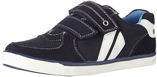 d722b36e62 Clarks Indigo Boys' 441 242 Low-Top Sneakers Blue Size: 1: Amazon.co ...