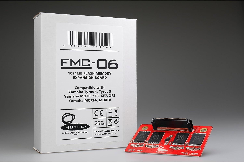 FMC-06 1024MB FlashROM Expansión para Yamaha: Amazon.es ...
