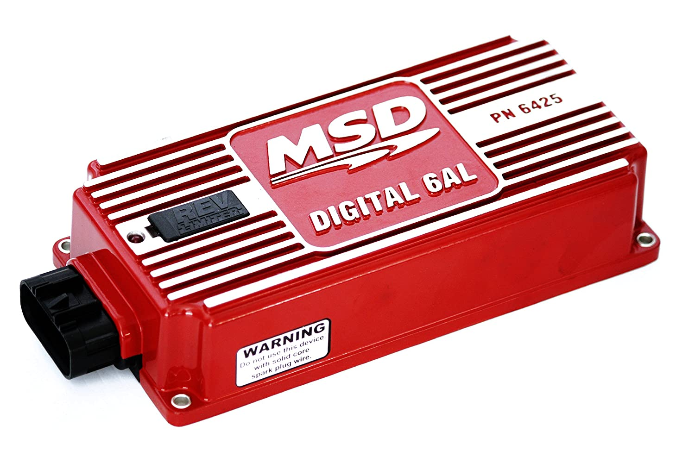 SBF 289//302 MSD Ignition Digital 6AL Box w//Pro Billet Distributor /& Coil
