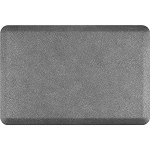 Wellness Mat 32WMRGS WellnessMats Granite Floor Mat 3'x2', Steel