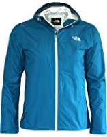 THE NORTH FACE men's novelty venture rain hooded jacket BRILLIANT BLUE