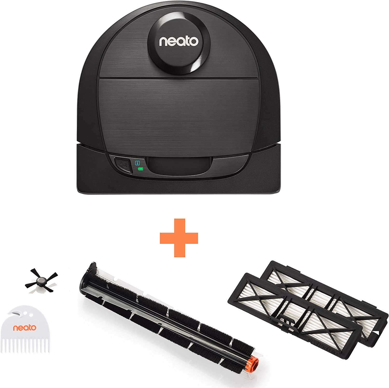 Robot aspirador Neato Robotics D650, robot aspirador para la ...