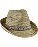 Trilby paille Costelo