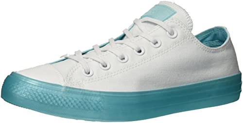 9cacc9926f72 Converse Chuck Taylor All Star OX - 560646C - Color Turquoise-White - Size: