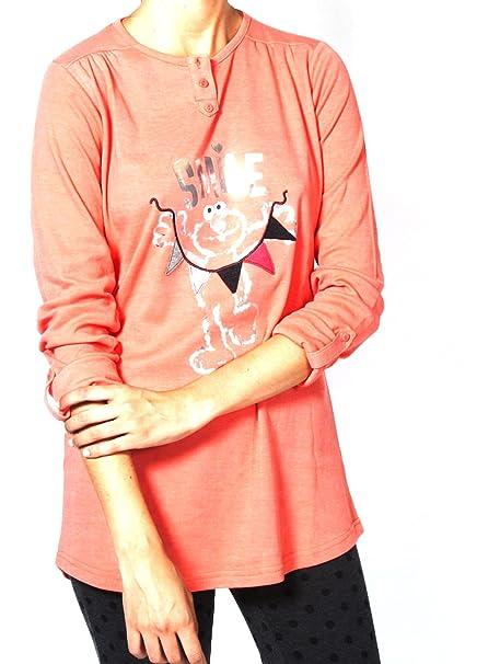Pijama Leggings ELMO Mujer GISELA Rosa Chicle (M)