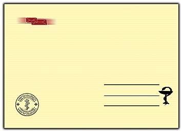 Briefumschläge Din C6 Rezept Kuvert Umschlag
