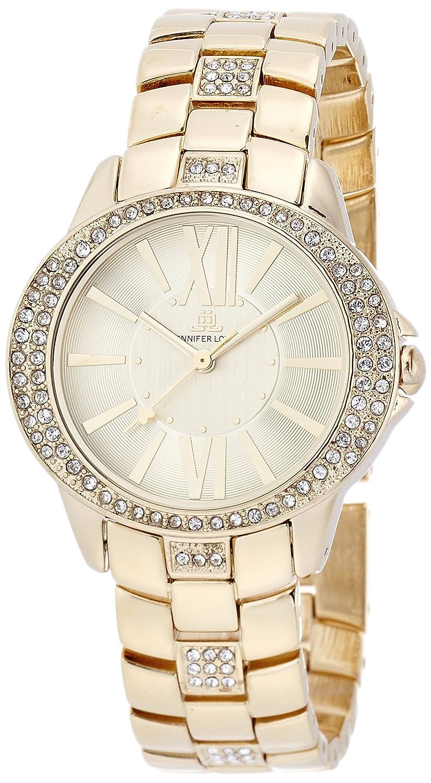 [ジェイロー]JLO 腕時計 クォーツ JL/2808CHGB レディース 【正規輸入品】 B00NPL1O56