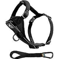 Kurgo KU00023 Tru-fit Dog Harness, Small, Dogs weighing 10 to 25-Pound, Black