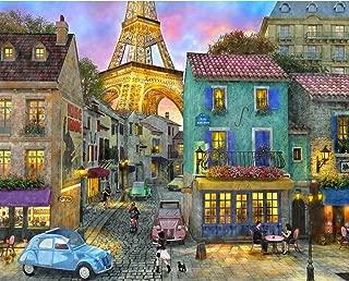 product image for Springbok's 36 Piece Jigsaw Puzzle Eiffel Magic