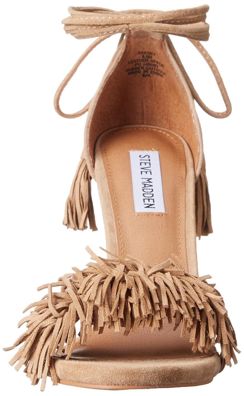 a11da77ba21 Steve Madden Women's Sassey Dress Sandal