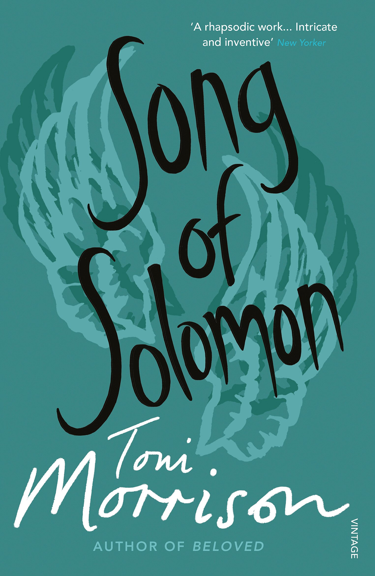 Song Of Solomon  A Novel  Roman