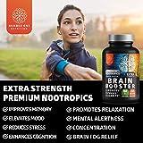 N1 Nutrition Brain Supplement Nootropics Booster