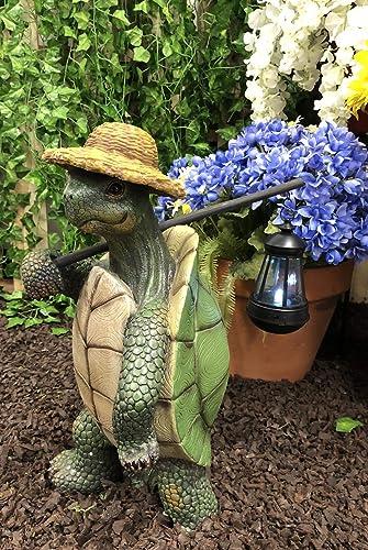 Ebros Gift Nature Hiking Turtle Tortoise