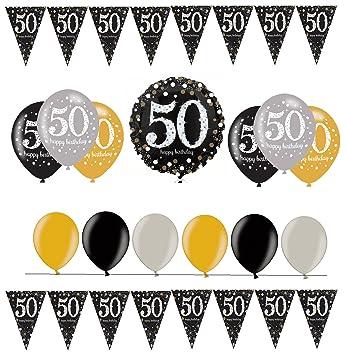 festefeiern-shop.de celebran fija para 50 cumpleaños I 14 ...