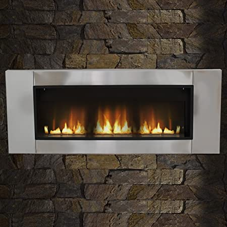Homcom Luxury Gel Alcohol Bio-ethanol Fireplace Fire Place Bio ...