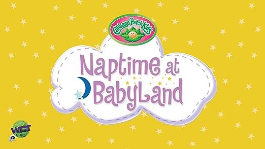 Amazon.com: Bebés hora de la siesta Cabbage Patch ...