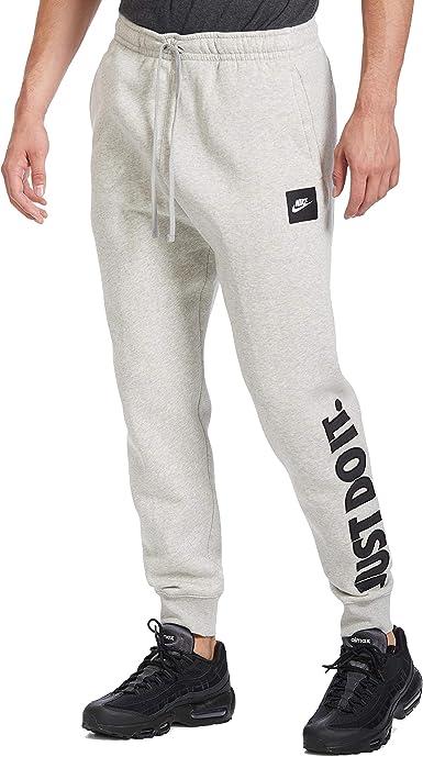 Amazon Com Nike Bv5114 050 Pantalon Polar Para Hombre Gris L Clothing