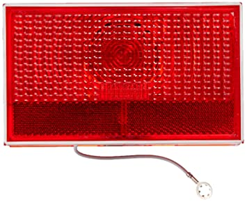 Dry Launch SP7RBW-9R13 Universal Taillight, Tail Lights