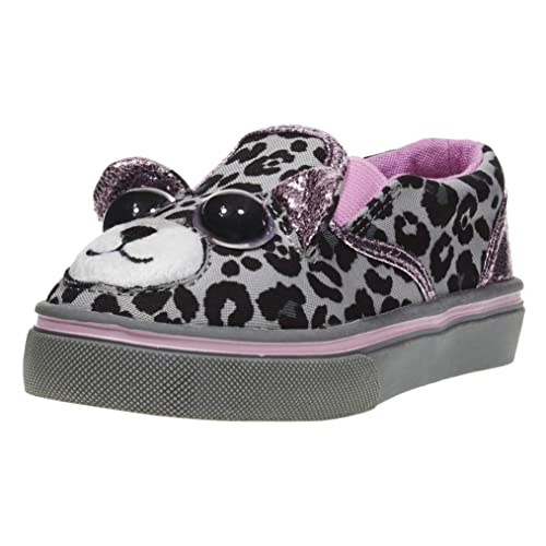 6a9c6b906899b Jump A Roos Sneakers for Girls; Cute Slip On Girls Sneakers