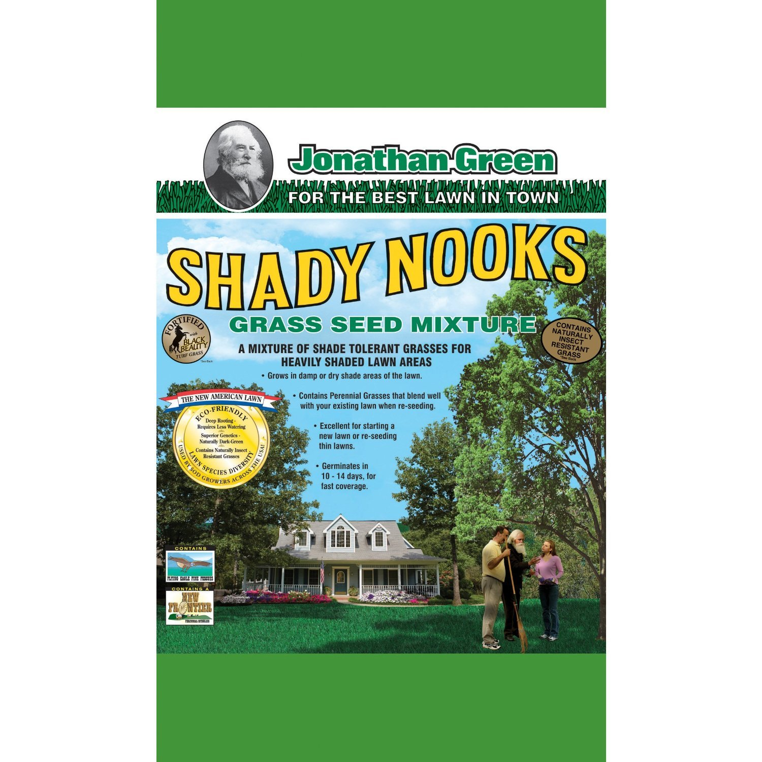 Jonathan Green 41957 Shady Nooks Grass Seed