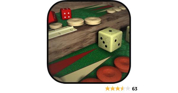 Backgammon 5+: Amazon.es: Appstore para Android