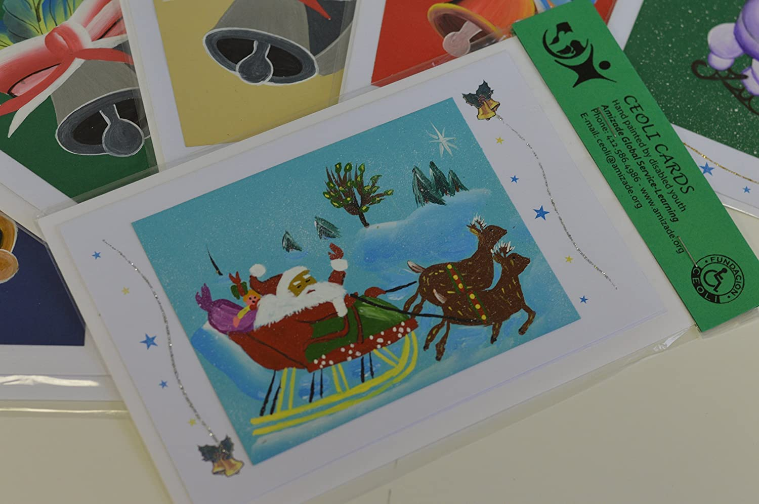 Assorted Holiday Cards 20 pack