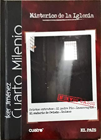 Cuarto Milenio Vol 6 Misterios De La Iglesia: Amazon.es ...