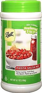 Ball Fiesta Salsa Mix - Flex Batch - New! (6.7oz) (by Jarden Home Brands)