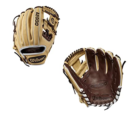 Amazon com : Wilson - 2019 A2000 1786 Adult Infield Baseball Glove
