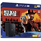 Sony PlayStation 4 Pro (1TB) Console with Red Dead Redemption 2 Bundle