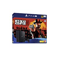 PS4 PRO and Red Dead Redemption 2 (PS4)