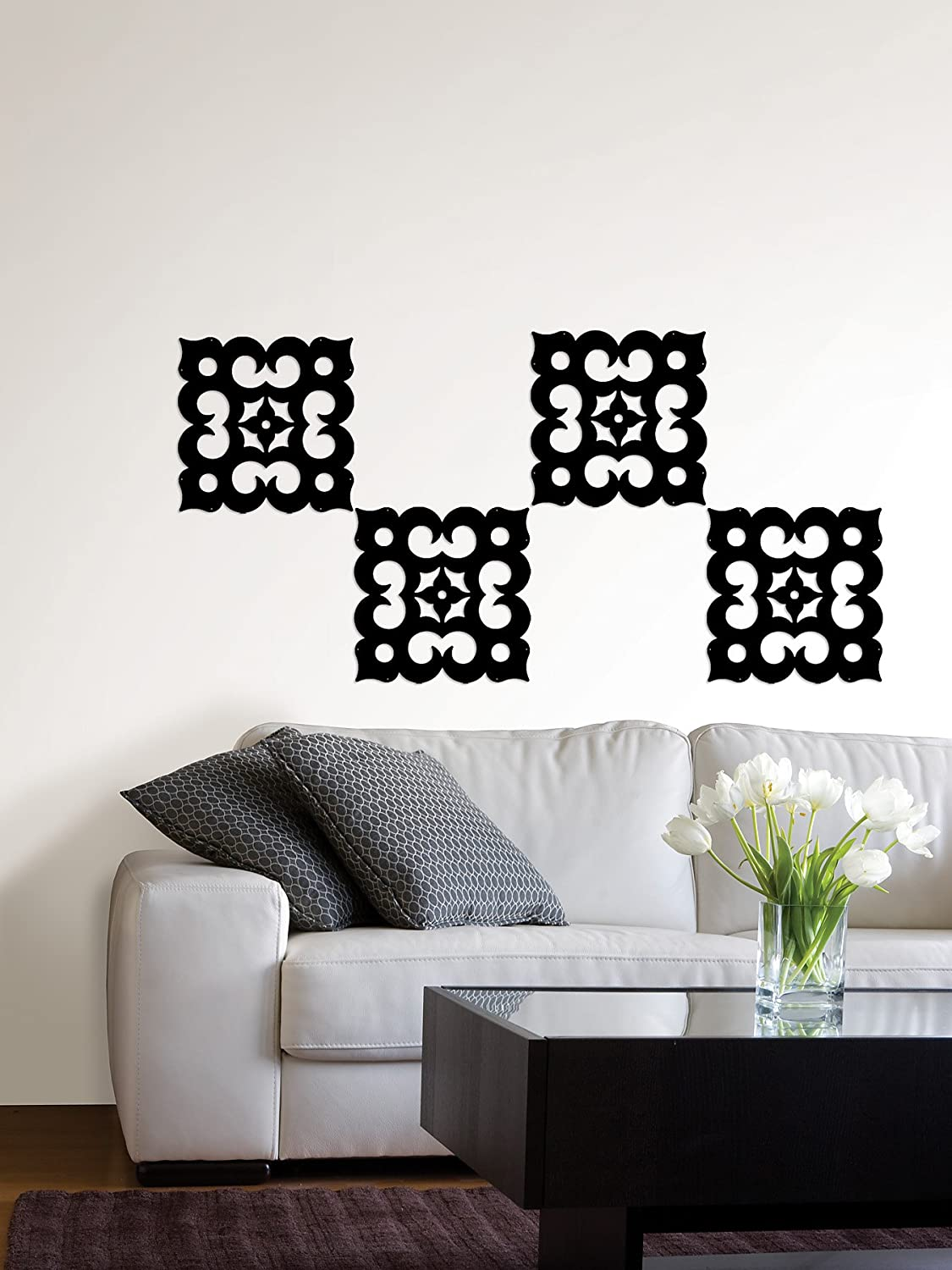 Wall Pops WPP96858 Casbah Room Wall Panels - Wall Decor Stickers ...